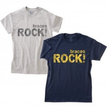 Braces Rock T-shirts
