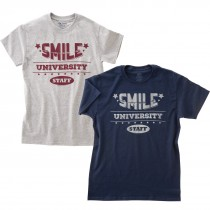 Smile University Staff T-shirts
