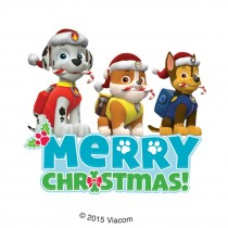 PAW Patrol: Holiday Stickers