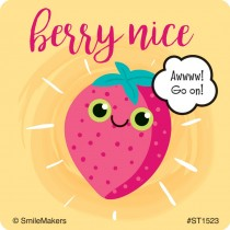 Berry Sweet Sayings Stickers