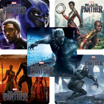 Black Panther Sticker Assortment