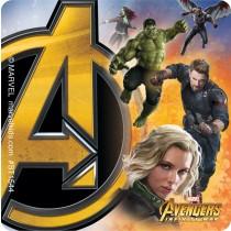 Avengers: Infinity War Hero Stickers