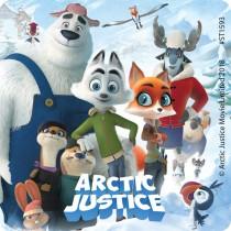 Arctic Justice Stickers