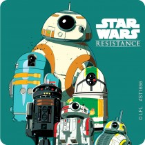 Star Wars Resistance Stickers