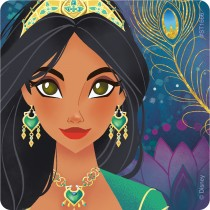 Aladdin: Princess Jasmine Stickers