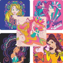 Disney Princess Stained Glass Stickers