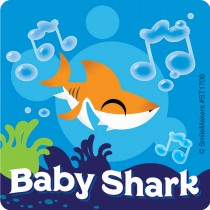 Baby Shark Stickers