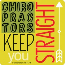 Chiropractic Care Stickers