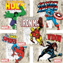 Marvel Classic Stickers