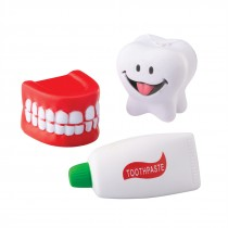 Squishie Dental Items