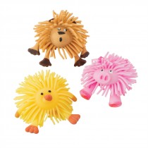 Puffy Animal Finger Puppets