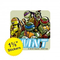 Teenage Mutant Ninja Turtles ValueStickers