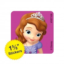Sofia the First: The Royal Way ValueStickers