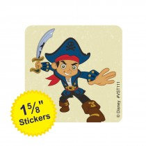Captain Jake and the Never Land Pirates ValueStickers