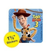 Toy Story 3 ValueStickers