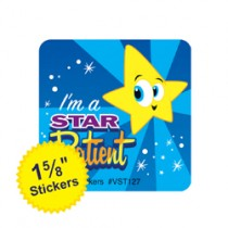 Star Patient ValueStickers