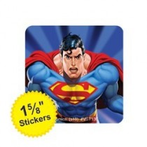 Superman ValueStickers