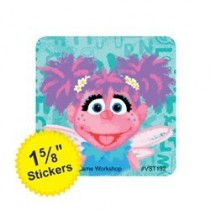 Sesame Street ValueStickers