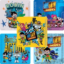 Teen Titans GO! to the Movies Stickers