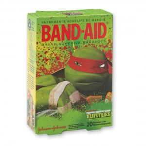 Band-Aid Teenage Mutant Ninja Turtles Bandages