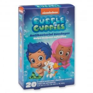 Bubble Guppies Bandages