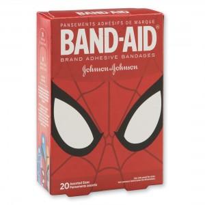 Band-Aid® Spider-Man Bandages