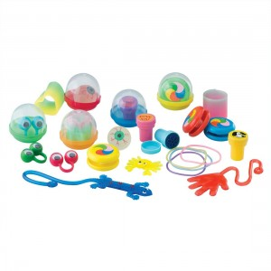 "Value Toy Mix in 2"" Capsules"