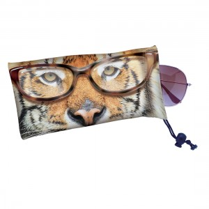 Custom Full Color Microfiber Eyeglass Cases