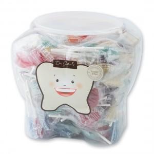 Dr. John's® Sugar Free Lollipops in Tooth Jar