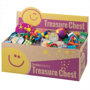 Fun and Games Treasure Chest