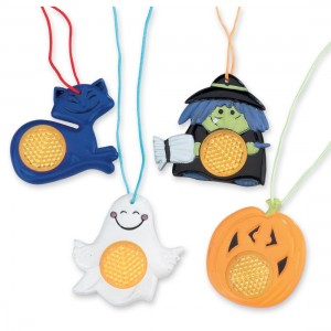 Halloween Reflective Necklaces