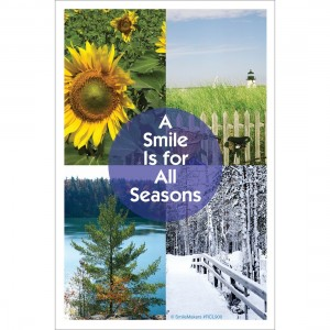 Smile for Seasons Recall Cards