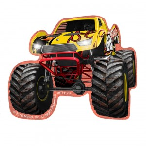Shaped Hot Wheels Stickers