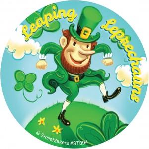 St. Patrick's Day Sticker Assortment