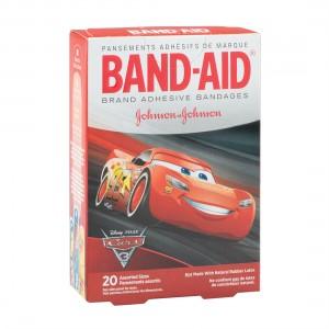 Band-Aid® Disney•Pixar Cars 3 Bandages