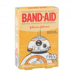 Band-Aid® Star Wars Bandages