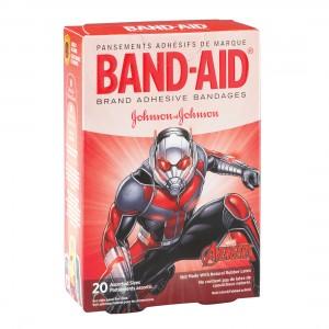 Band-Aid® Avengers Bandages