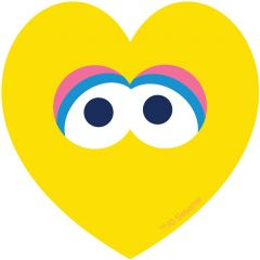 Sesame Street: Hearts Stickers