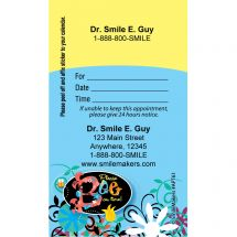 Custom Bee On Time Appointment Cards