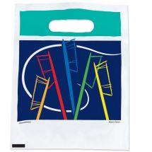 Toothbrush Art Bags