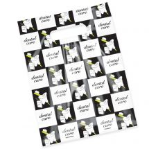 Scatter Print Dental Care Bags