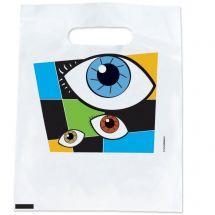 Geometric Eyes Bags