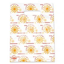 Scatter Oxobiodegradable Sunshine Smile Bags