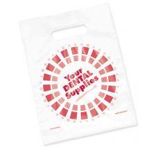 Clear Dental Supplies Circle Bags