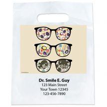 Custom Design Lenses Glasses Bags