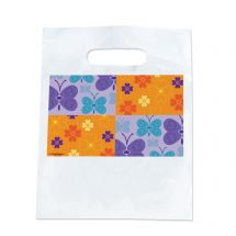 Butterflies and Flowers Dental Take Home Bags