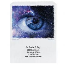 Custom Galaxy Eyes Paper Bags