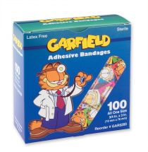 Garfield Bandages