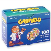 Garfield Spot Bandages - Case
