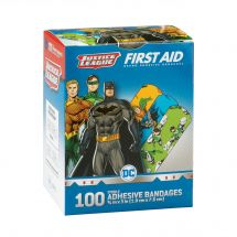 Batman Aquaman Green Lantern Bandage